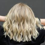 ombre blond